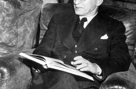 Alcide De Gasperi, La nostra patria Europa