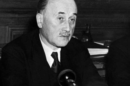Jean Monnet, La prima seduta dell'Assemblea Comune