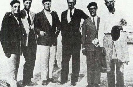 Altiero Spinelli, Ernesto Rossi, Eugenio Colorni