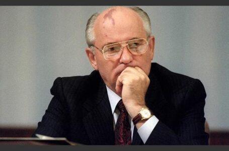 Μιχαήλ Γκορμπατσώφ: «Όταν κλονίστηκε μέσα μου ο κομμουνισμός»