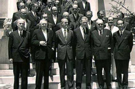 Κωνσταντίνος Καραμανλής, Ομιλία κατά την υπογραφή της Συμφωνίας Συνδέσεως της Ελλάδος με την ΕΟΚ