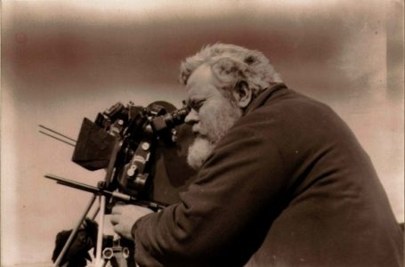 Seth Alexander Thévoz: Orson Welles and pan-Europeanism, 1947-1970
