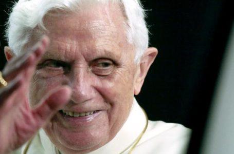 Drakopoulos Pan: Pope Benedict XVI